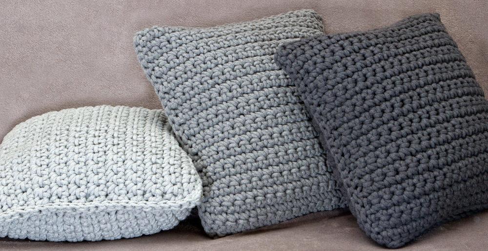 hand made poduszki